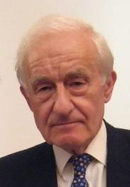 David Wilson in Cambridge, 2008