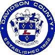 Seal of Davidson County, North Carolina