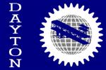 Flag of Dayton, Ohio