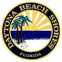 Official seal of Daytona Beach Shores
