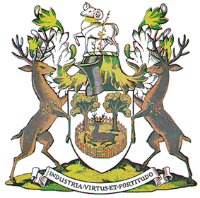 Official logo of City of Derby