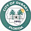 Official seal of City of DeBary, Florida
