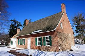 De Wint House