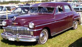 Dodge DeSoto Custom.