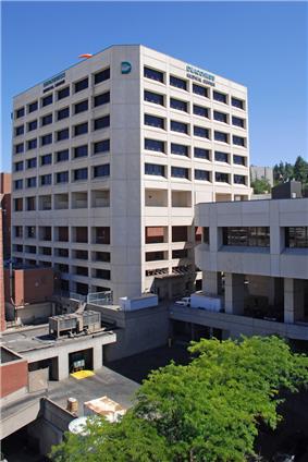 Deaconess Medical Center in Spokane's