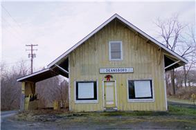 Deansboro Railroad Station