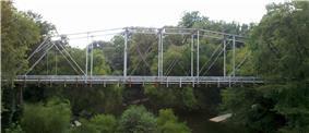 Deep River Camelback Bridge