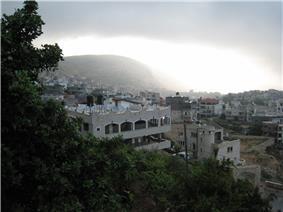 View of Deir al-Asad, 2007