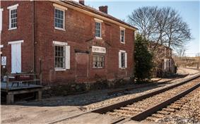 Delaplane Historic District