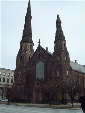 Delaware Avenue Methodist Episcopal Church