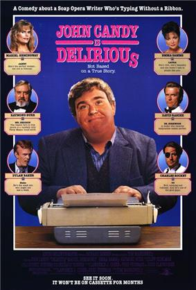 Poster of Delirious (1991)