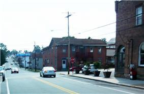 Salem Crossroads Historic District