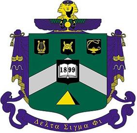 The Coat of Arms of Delta Sigma Phi Fraternity