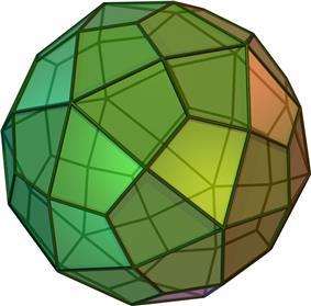 Deltoidal hexecontahedron