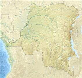 Mount Nyiragongo is located in Democratic Republic of the Congo