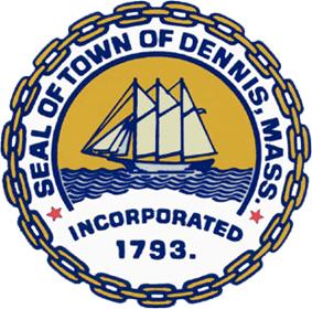 Official seal of Dennis, Massachusetts
