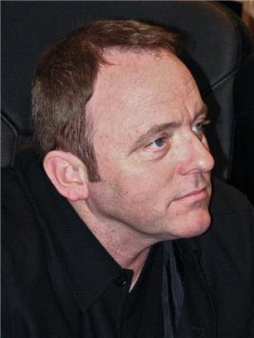 Lehane at a book signing in February 2009