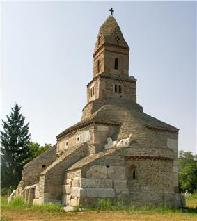 Church at Densuş