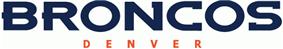 Denver Broncos wordmark