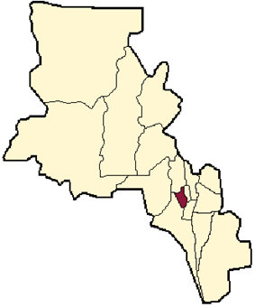 Capital department within Catamarca Province