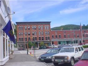 Depot Square, Downtown Northfield