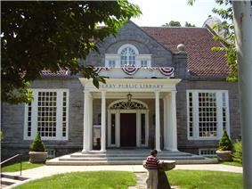 Harcourt Wood Memorial Library
