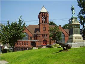 Birmingham Green Historic District