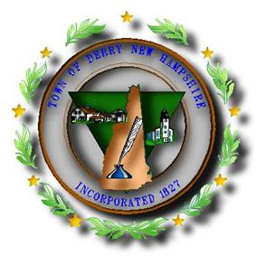 Official seal of Derry, New Hampshire