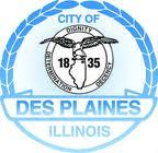 Official seal of Des Plaines
