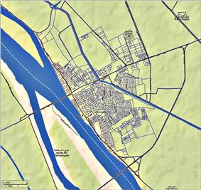 Desouk City Map