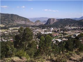 View of Dessie