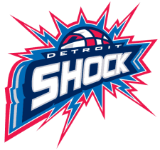 Detroit Shock logo