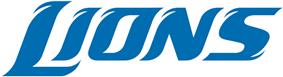 Detroit Lions wordmark