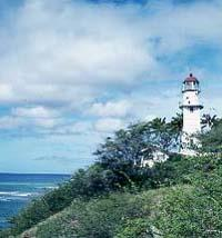 U.S. Coast Guard Diamond Head Lighthouse