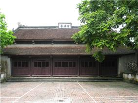 Dan Pagoda in Từ Sơn.