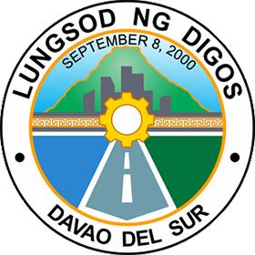 Official seal of Digos
