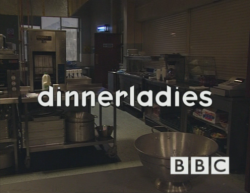 The BBC logo and the text