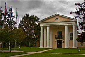 Dinwiddie County Court House