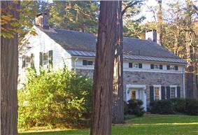 Dirck Westbrook Stone House