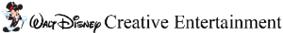 Walt Disney Creative Entertainment logo