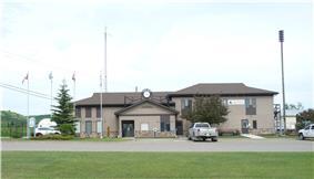 District of Taylor Municipal Hall