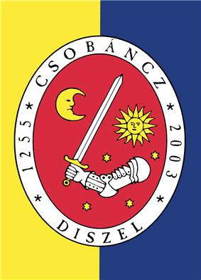 Coat of arms of Tapolca-Diszel