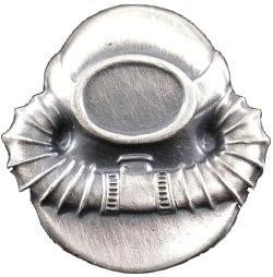 Scuba diver badge
