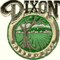 Official seal of City of Dixon