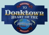 Official seal of Doaktown