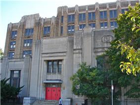 Murrell Dobbins Vocational School