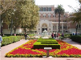 University of Southern California Historic District