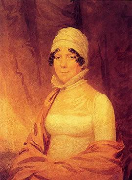 Portrait painting of Dolley Madison