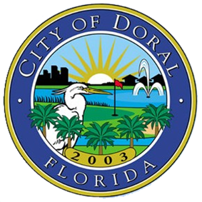 Official seal of City of Doral
