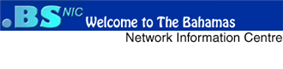 .bs NIC -- Welcome to the Bahamas Network Information Centre